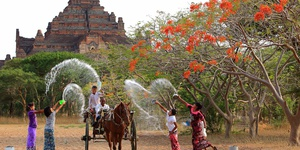 Major Festivals in Myanmar