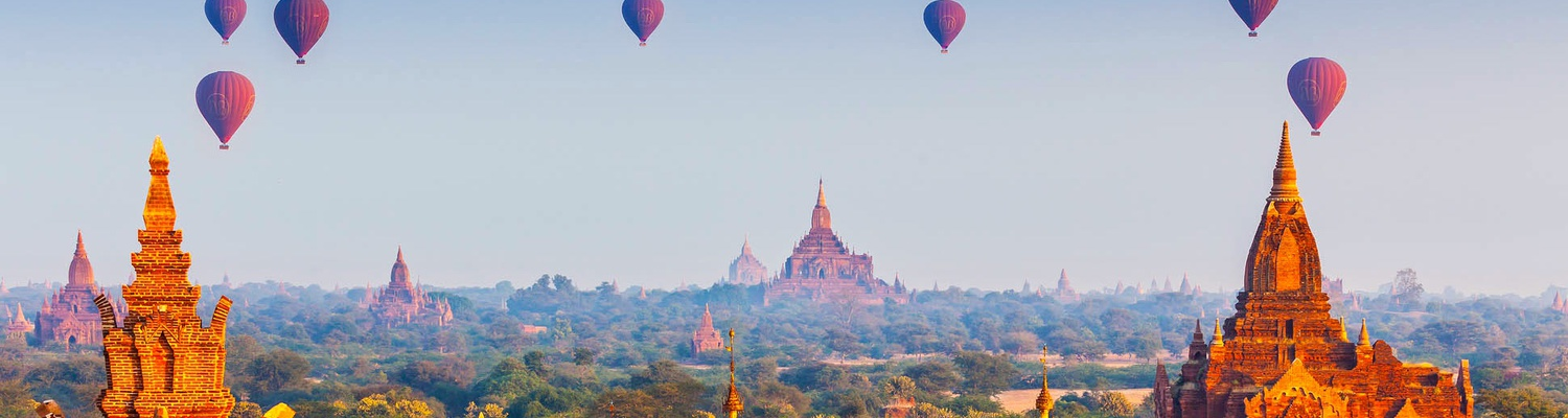 Myanmar Domestic Tourism Reopen