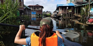 Inle Kayak And Bike