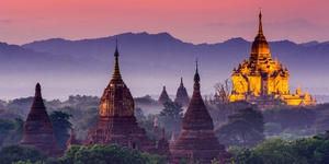 Bagan Day Tours