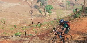 Myanmar Cycling Expedition