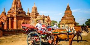 Amazing Myanmar - 14 days / 13 nights